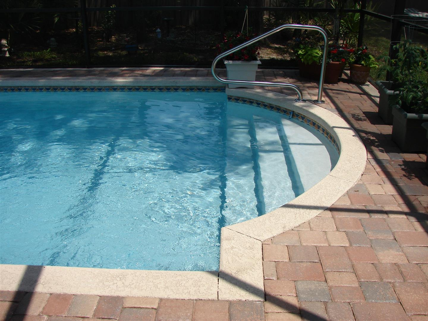 Residential Pool Cleaning